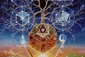 Geometría Sagrada por Margarita Londoño