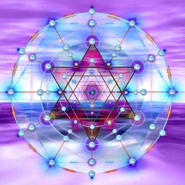 La integración del SOY en ustedes, se lleva a cabo actualmente a través de la energía que emana el Cristo Cósmico 1