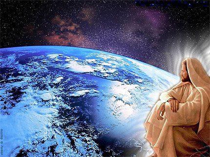 Jesus y la tierra