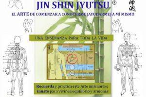 Curso de auto-ayuda con prácticas de JIN SHIN  JYUTSU, por Alicia Díaz