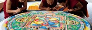 hermandadblanca org mandala monjes tibetanos 1 620×385.jpg - El Mandala Tibetano - bellezas en la arena - hermandadblanca.org