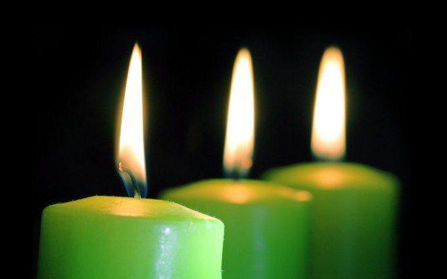 velas verdes tarot-esoterico