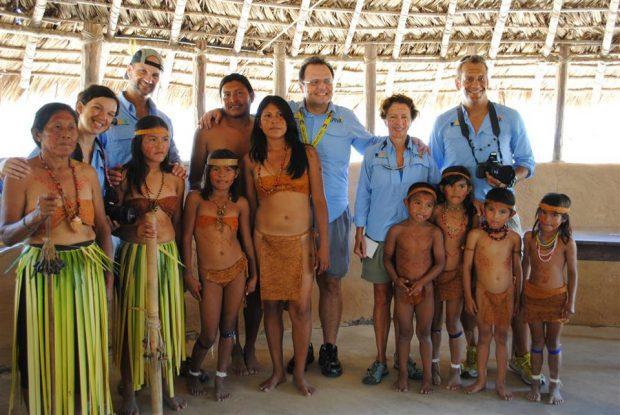 Turismo solidario y Viajes espirituales
