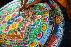 El milenario origen del Mandala Tibetano