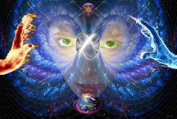 Mensaje de la Diosa de la Creación canalizado por Shelly Dressel