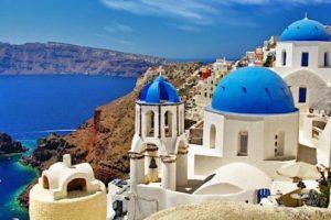 Isla de Santorini, Viaje espiritual a la Atlantida