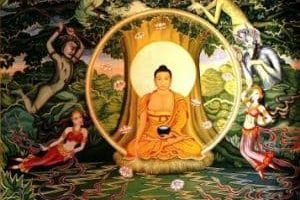 La vida de Siddhartha Gautama El Buda