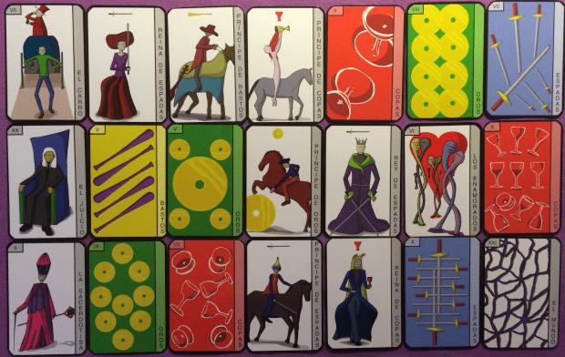 siete de espadas tarot