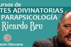 Curso de Artes Adivinatorias y Parapsicología Aplicada para Terapeutas con Ricardo Bru en Madrid 18-19 de Junio y 2-3 de Julio 2016
