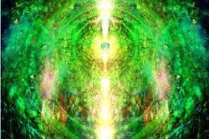 La llama esmeralda y las constelaciones familiares en sanación. Sananda, Hilarion y Melchisedeck