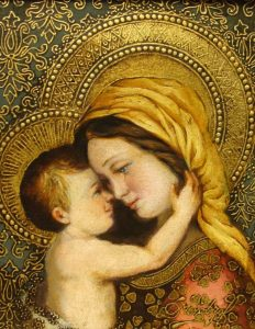 hermandadblanca org madre maria 232×300.jpg - M. María - El nacimiento de las almas guerreras del amor - hermandadblanca.org