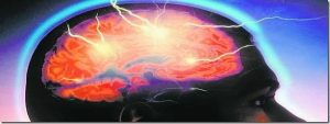 cerebro conexiones rayos