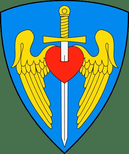 Corazón escudo