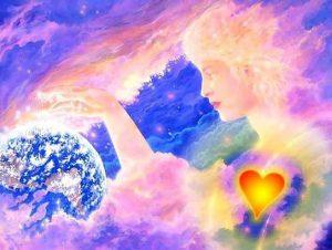 el corazon de la tierra