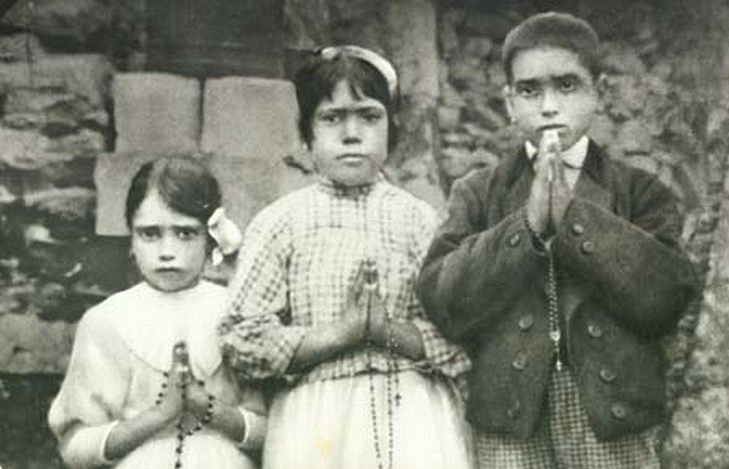 Los Pastores de la Virgen de Fátima