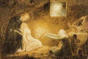 Quién es William Blake, el místico
