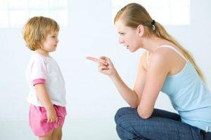 Hacer que los Niños Digan la Verdad– Educación Infantil