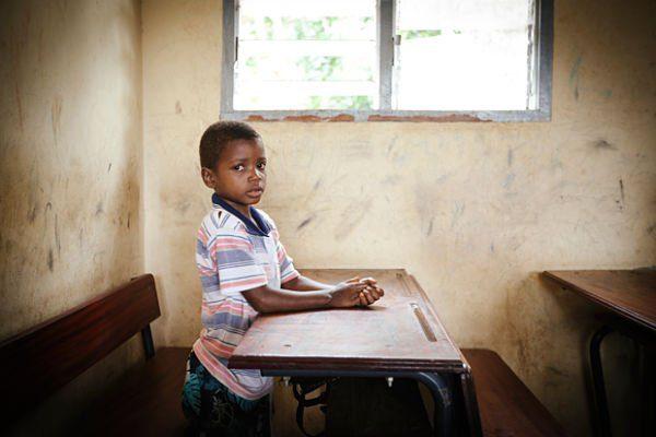 África subsahariana falta de educación