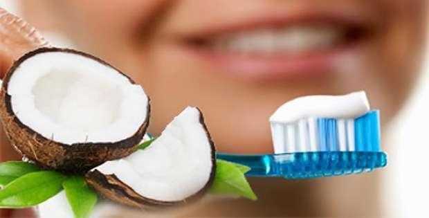 El Aceite de Coco combate las Caries