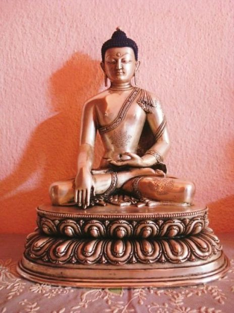 Akshobhya Dhyani Buda_opt