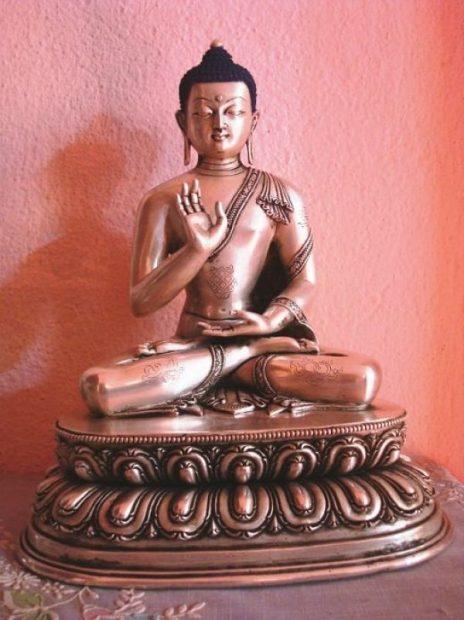 Amoghasiddhi Dhyani Buda_opt