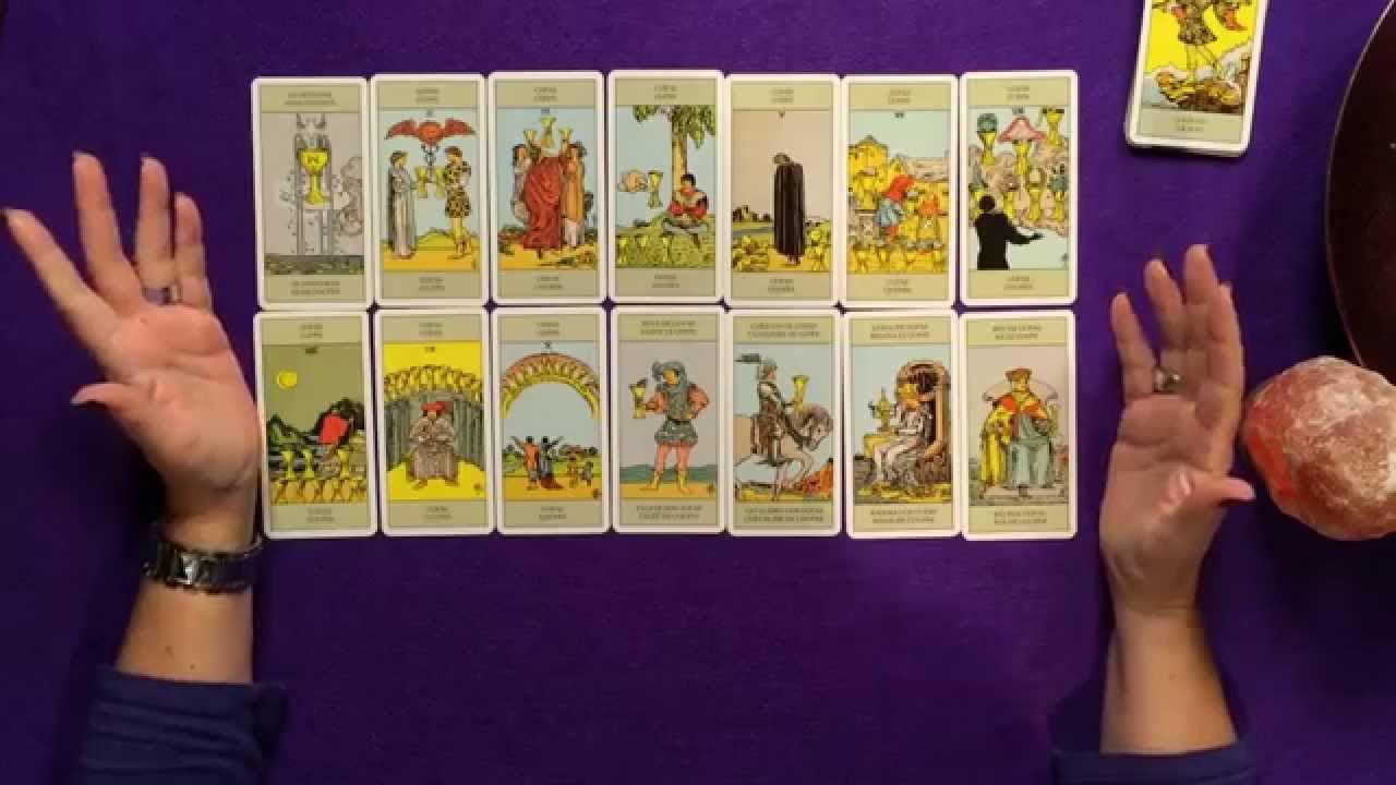 El As de copas en el Tarot  es una carta con un significado positivo.
