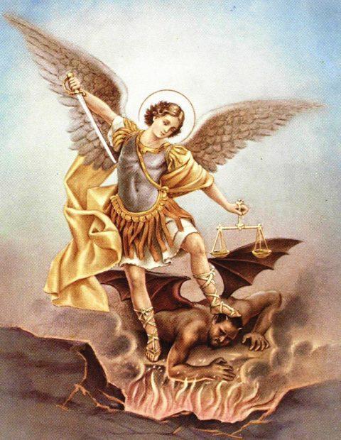 ayuda de los ángeles para el trabajo