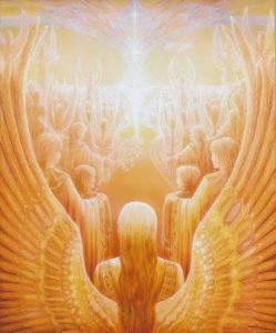 dimensión angelical conoce su amor