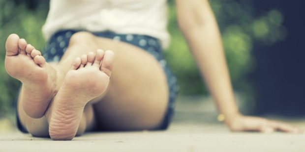espolon calcaneo cuidado en los pies