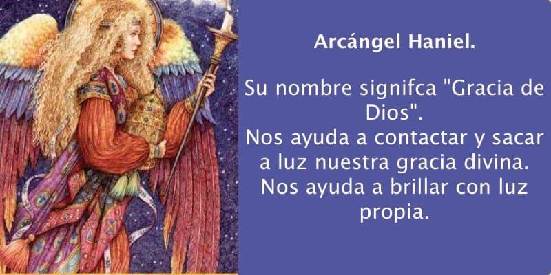 El Arcángel  Haniel