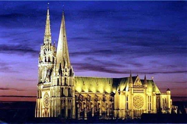 La Catedral de Chartres 1_opt