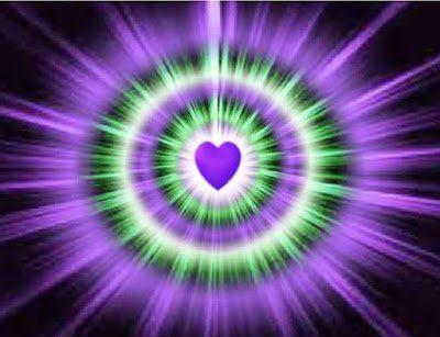 luz corazon