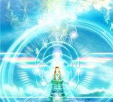 Esencia diamantina de luz. A. María