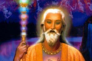 El Maestro Ascendido Lanto, iluminación y dominio en el Chakra de la Corona