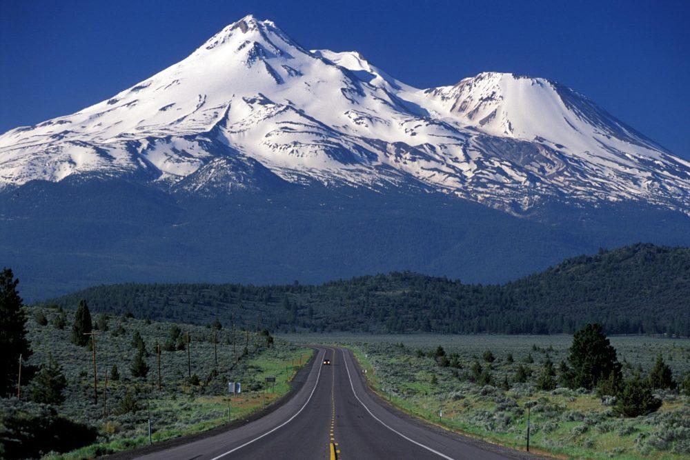 Monte Shasta - Viajes Espirituales