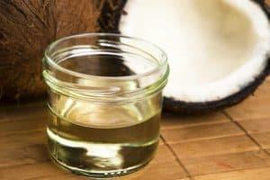 El aceite de coco tiene una gran cantidad de beneficios