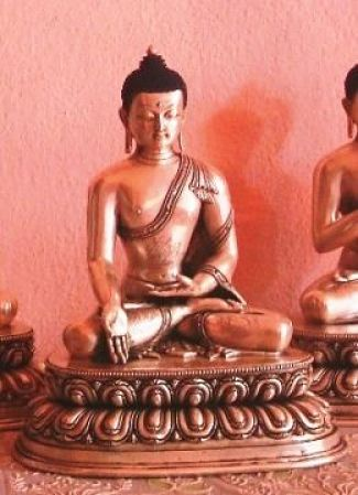 Ratnasambhava Dhayani Buda_opt