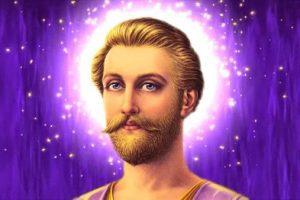 Saint Germain, El Maestro de la Llama Violeta