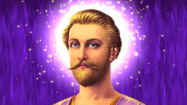 Saint germain el maestro de la llama violeta for La quincaillerie saint germain