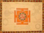 hermandadblanca org shri yantra making of the 300×221.jpg - Vajrayāna: la rama tántrica del Budismo tibetano - hermandadblanca.org