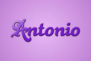 Descubre un poco más sobre el significado nombre Antonio