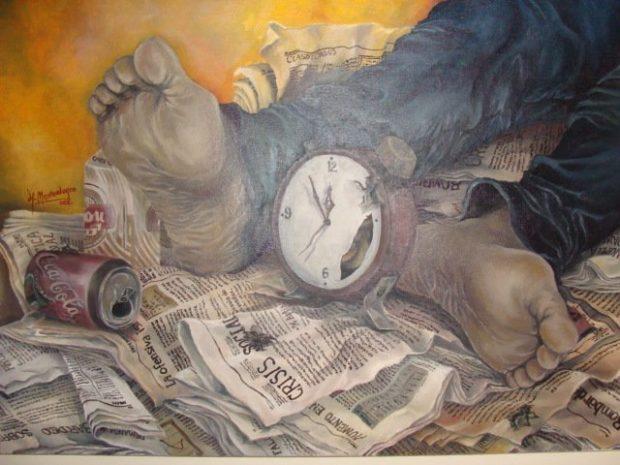 Sociedad deshumanizada