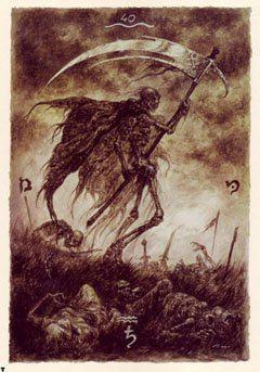 Carta-tarot-muerte