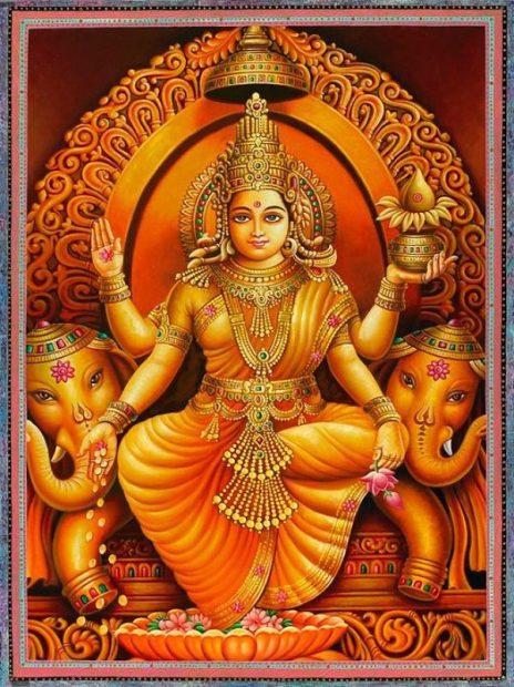 La Diosa Lakshmi_opt