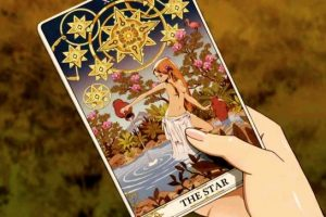 La estrella del Tarot