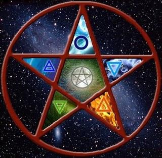 pentagrama 5 elementos