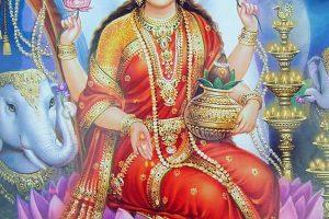 Mantra de la Diosa Lakshmi para atraer la abundancia