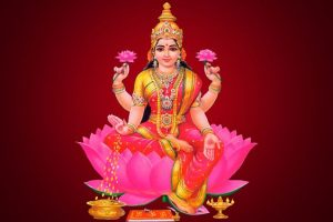 Un poco más sobre la Diosa Lakshmi