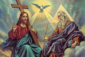¿Trinidad o Triángulo? Las caras de la Trinidad divina