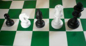 Maestría ajedrez